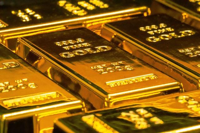 dlaczego fizyczne złoto monety sztabki