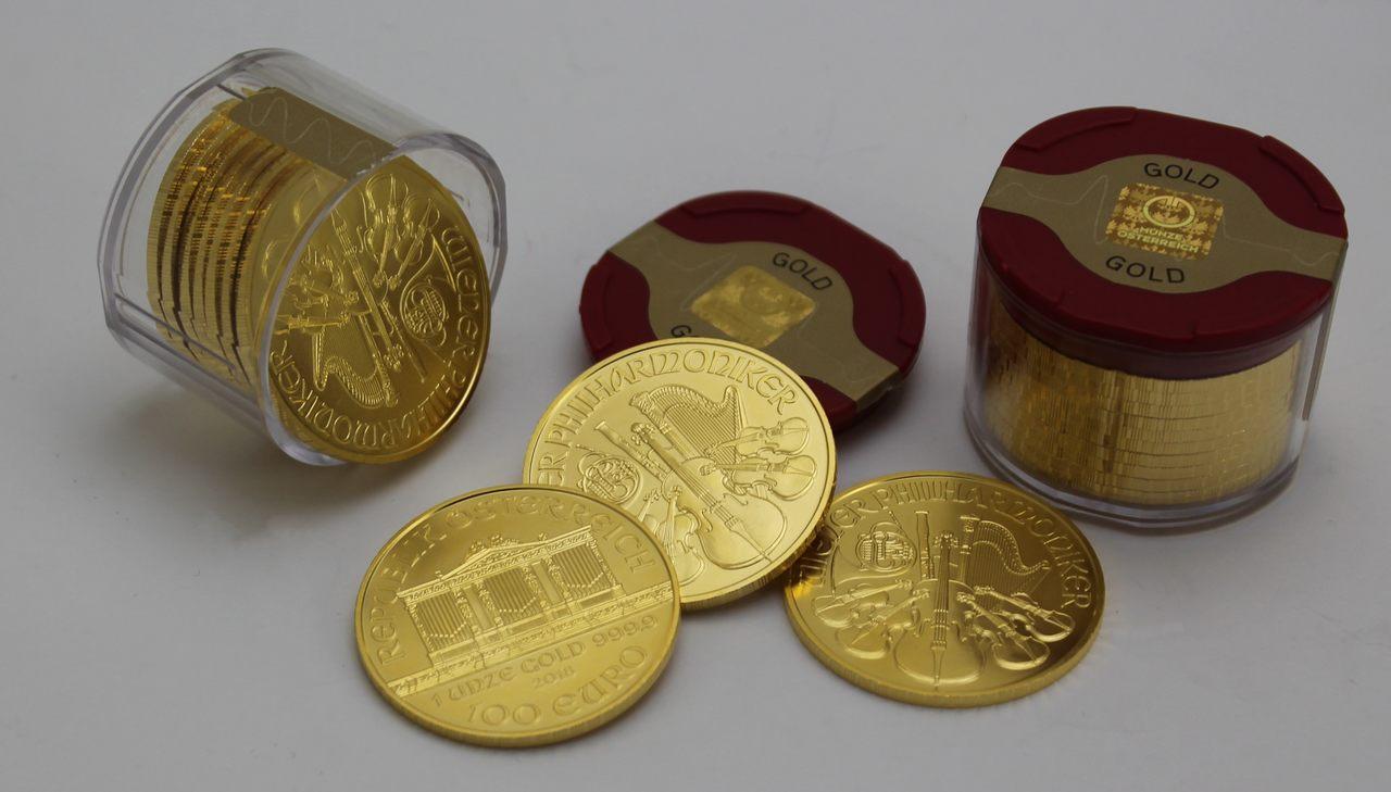 Każda inwestycja w srebro, złoto czy platynę