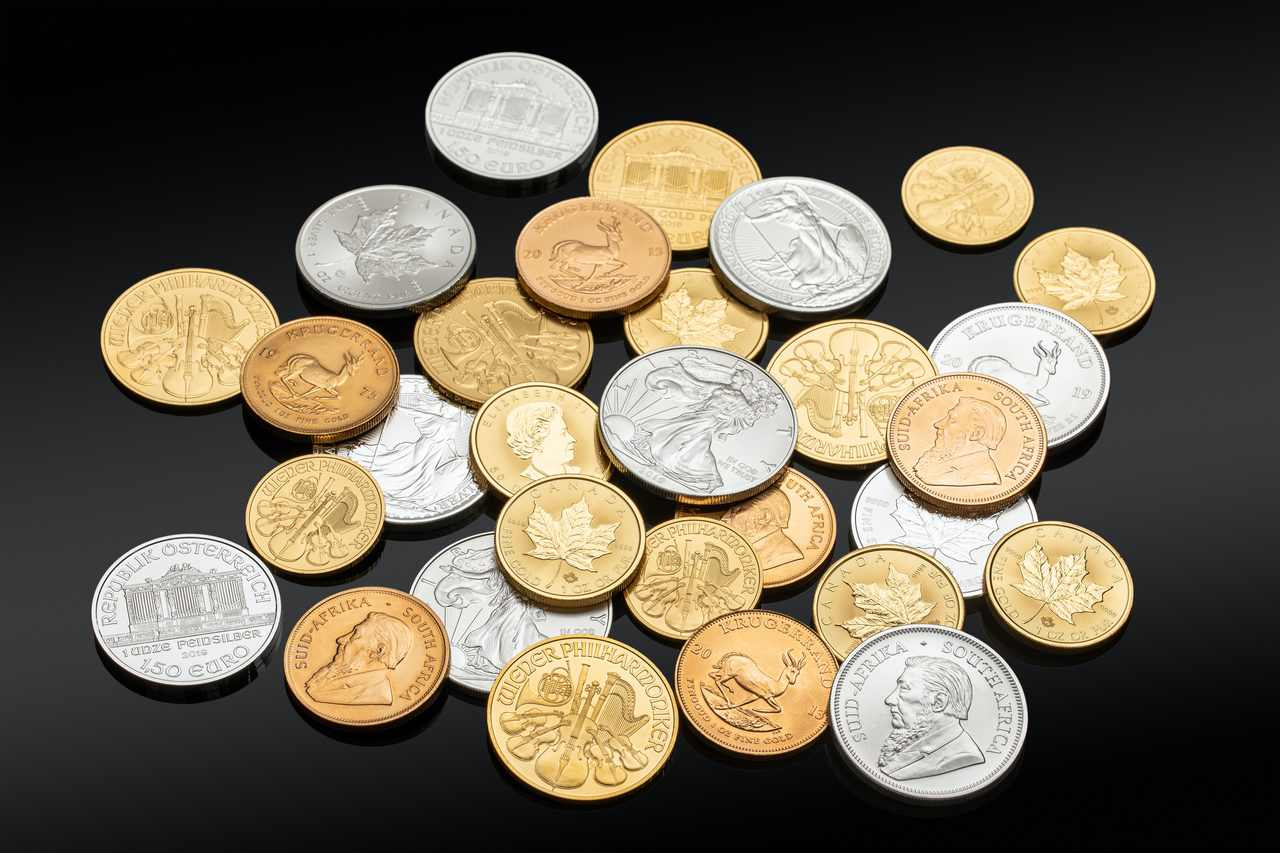 Kupno złota i srebra sprzedaż