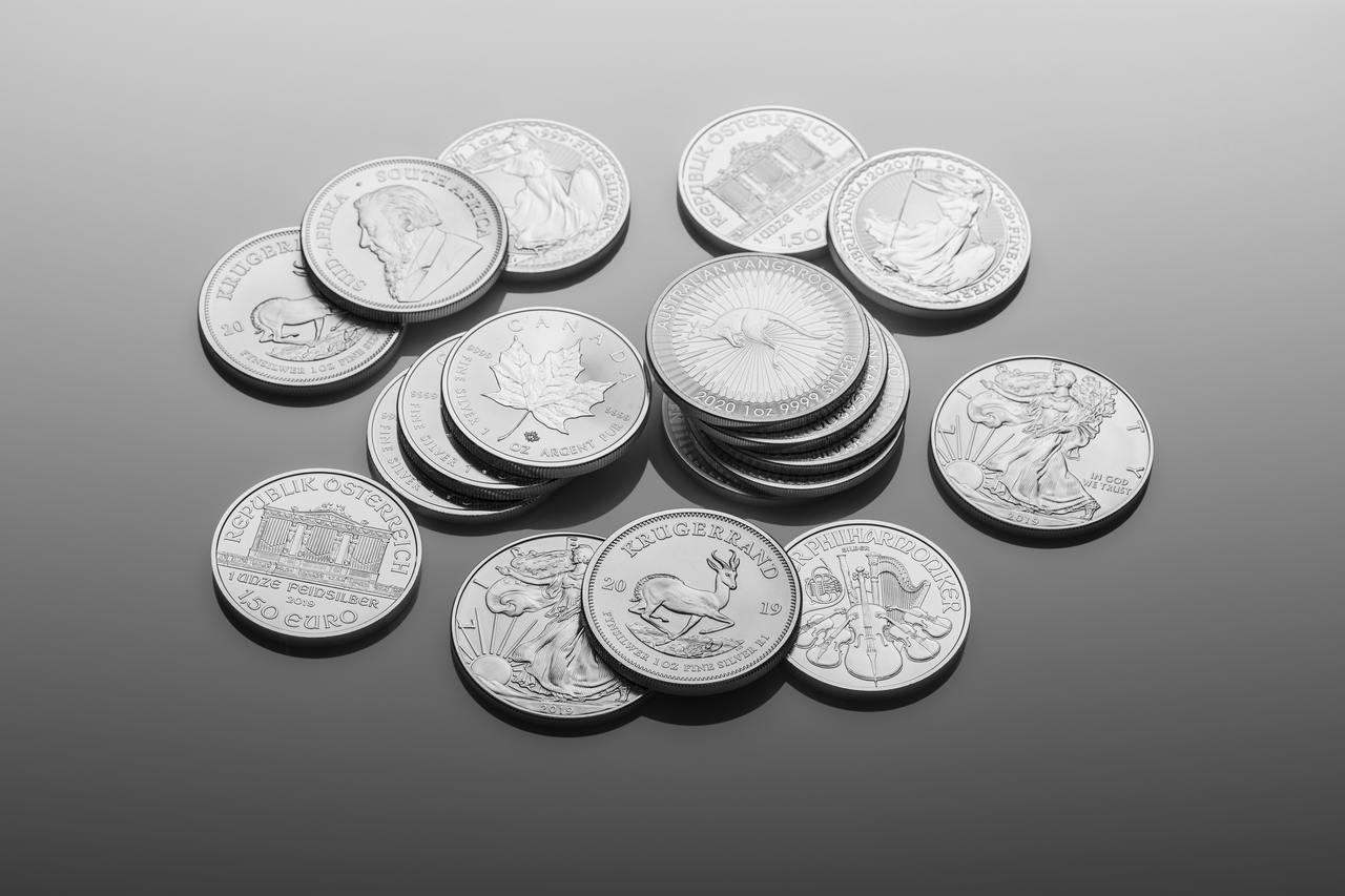 Jak inwestować w srebrne monety